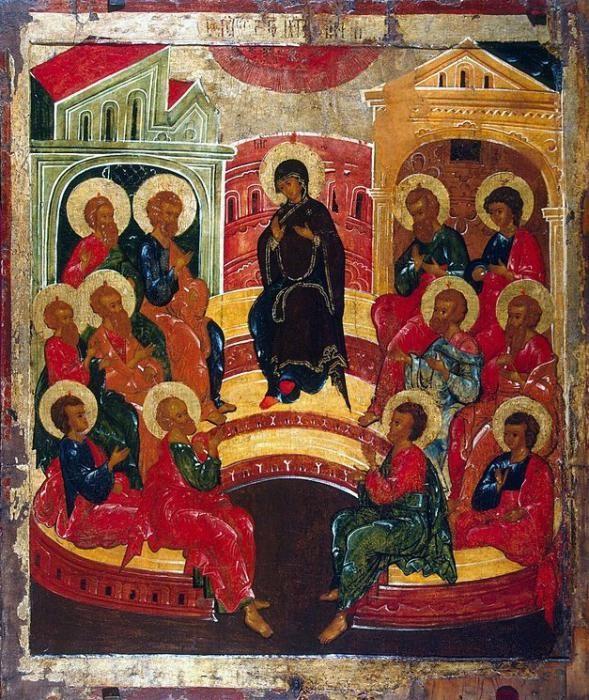 Icona della Petecoste